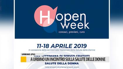 A Urbino un incontro sulla salute delle donne – VIDEO