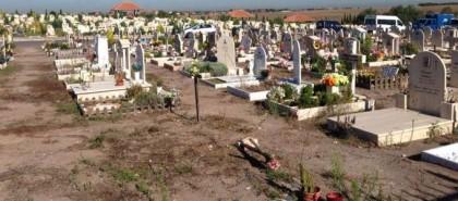 A Marzo i lavori di sistemazione delle tombe a terra