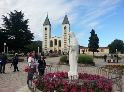 Pellegrinaggio a Medjugorje dal 23 al 28 Aprile con Tele Voce Cristiana e Fano TV
