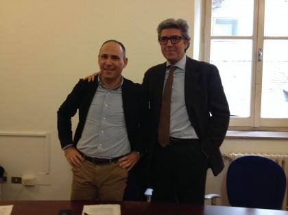 Luca Stefanelli non si candida