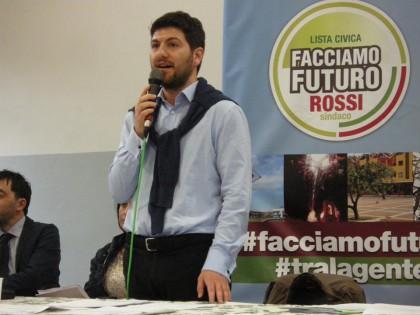 """Enrico Rossi presenta la sua lista civica """"Facciamo Futuro"""""""