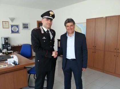 comandante carabinieri