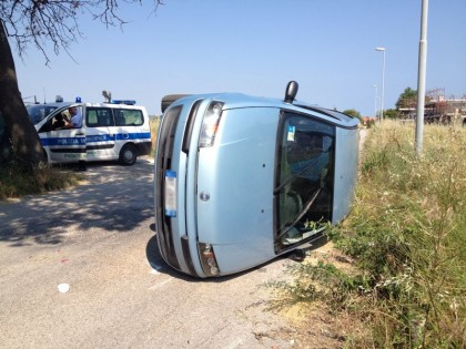 incidente - via fragheto5