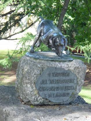Monumento al Cane da Tartufo