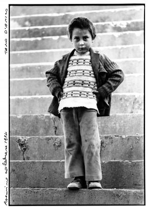 Foto Tano D'Amico, Appennino calabrese 1974