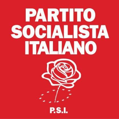logo psi partito socialista italiano