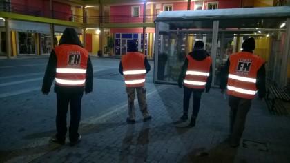 passeggiate per la sicurezza forza nuova3