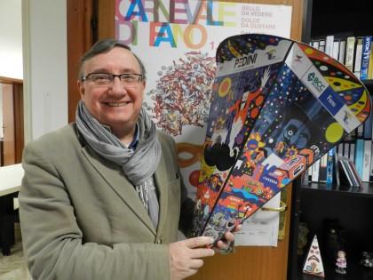 Una dolce risata apre l'edizione 2015 del Carnevale di Fano