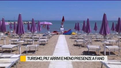 Turismo, più arrivi e meno presenze a Fano nel 2014 – VIDEO