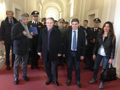 Criminalità in provincia di Pesaro e Urbino: furti e rapine sono i reati predatori più gravi