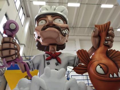 Al Carnevale di Fano arriva lo chef del Festival del Brodetto