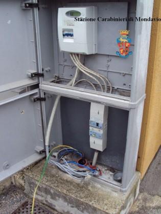 Albergatore denunciato: rubava energia elettrica – VIDEO