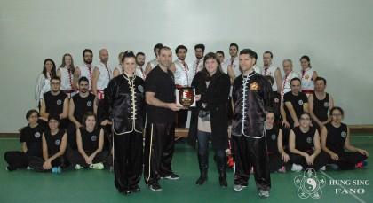 La città di Fano ha ospitato per la prima volta un seminario di Arti Marziali