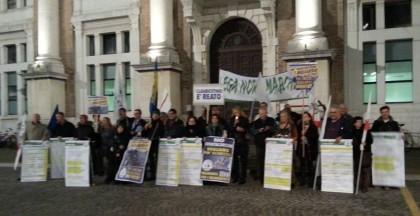 La Lega Nord manifesta contro l'immigrazione, sabato 24 in Piazza XX Settembre
