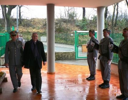 Il Prefetto di Pesaro e Urbino in visita al Comando Provinciale del Corpo Forestale dello Stato