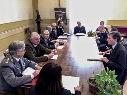Reati a Urbino: in calo furti e rapine. Illustrati i dati del 2014