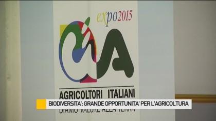 Biodiversità: Grande opportunità  per l'agricoltura – VIDEO