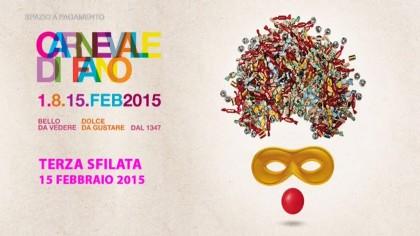 Carnevale di Fano 2015 – Terza Sfilata – Speciale