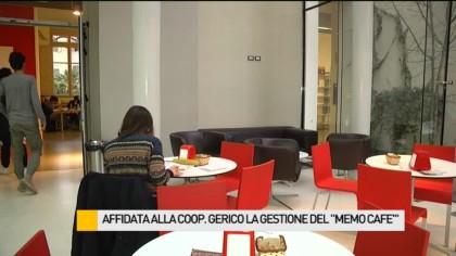 """Affidata alla coop Gerico la gestione del """"Memo Cafè"""" – VIDEO"""