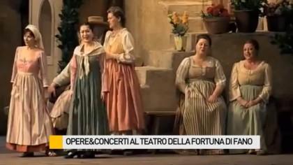 """""""L'Elisir d'amore"""" sbarca al Teatro della Fortuna di Fano – VIDEO"""
