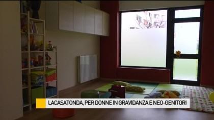 """E' nata """"Lacasatonda"""", per donne in gravidanza e neo-genitori – VIDEO"""