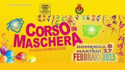 Corso in Maschera a Fossombrone 2015