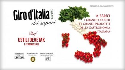 Giro d' Italia dei Sapori – Ustili Devetak