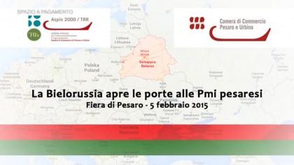 La Bielorussia apre le porte alle pmi pesaresi