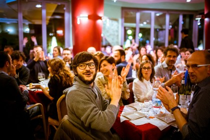 Il pubblico della Cake Edition di Chef in the City