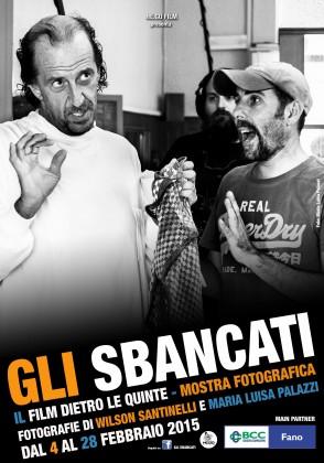 """""""Gli Sbancati"""" in mostra alla Bcc di Fano. Da domani, per tutto il mese, esposte le foto di scena"""