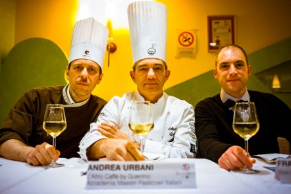 Matteo Cavazzoni, Andrea urbani, Francesco Dionisi