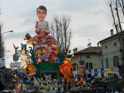 Domenica terza e ultima sfilata di Carnevale