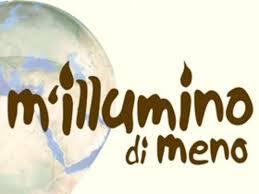 """""""M'illumino di meno"""", Cartoceto aderisce all'iniziativa"""