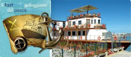 Maltempo, danni a nave-ristorante Scimitar di Fano