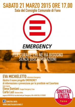 Sinistra Unita incontra Emergency in Municipio