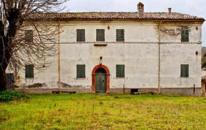 Foto di Maria Teresa Bartolini La casa dello scrittore Fabio Tombari e di sua moglie Angela Busetto