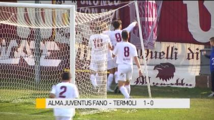 Alma Juventus Fano – Termoli 1-0  – VIDEO