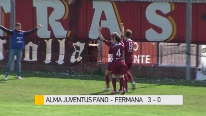 Fano  –  Fermana      3-0    – VIDEO