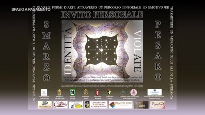 Identità Violate – 8 marzo – Pesaro