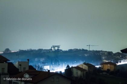 Blackout elettrico, molte zone ancora al buio