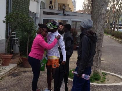 Profughi a Fano, questa mattina hanno lasciato la città – Il parere delle forze politiche                         FOTO  – VIDEO