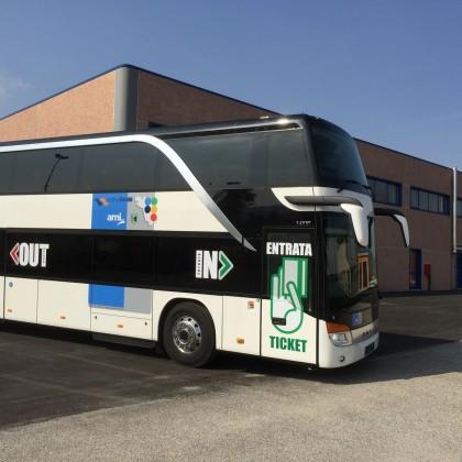 Acquistati bus a due piani per la Pesaro-Urbino