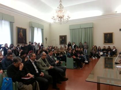 Erasmus Plus: studenti della Svezia, Francia e Germania accolti in Comune