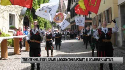 Fano-Rastatt, Hauraton Italia inaugura i festeggiamenti