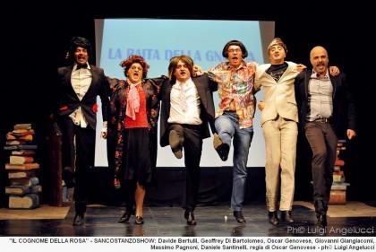 Domenica ultima occasione per ridere dei grandi classici con il San Costanzo Show