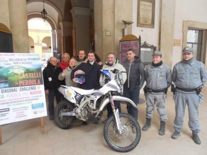 Motoraduno Internazionale per gli amanti delle moto da rally, da raid e da maratona