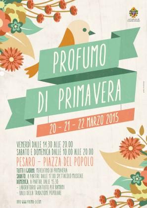 """""""Profumo di Primavera"""", il Risveglio della Natura in Piazza del Popolo"""