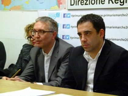 """Centrosinistra, Ceriscioli proclamato candidato a Presidente. Comi: 'Ora al lavoro per ampliare l'alleanza"""""""