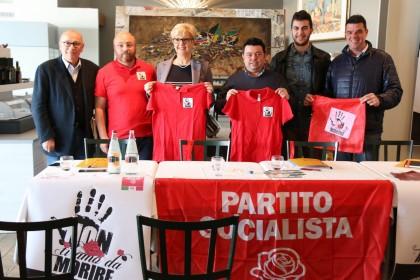 """Presentata dal Psi la campagna """"Non ti amo da morire"""" contro il femminicidio"""