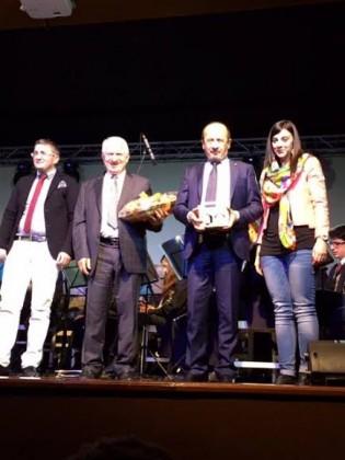 """""""Settimana del turismo in bicicletta"""", riconoscimento alla Pro Loco di Mombaroccio"""